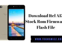 Download Itel A15 Stock Rom Firmware Flash File