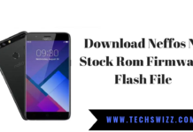 Download Neffos N1 Stock Rom Firmware Flash File