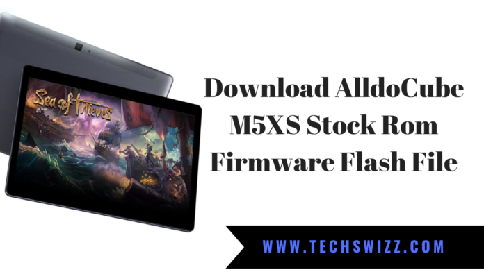 Download AlldoCube M5XS Stock Rom Firmware Flash File