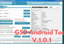 Download GSD Android Tool V.1.0.1