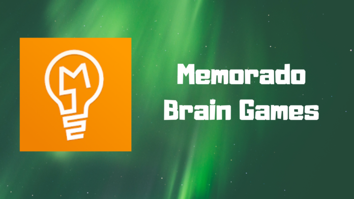 Memorado is a gym for the mind that allows you to improve the skills of the brain