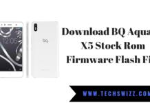Download BQ Aquaris X5 Stock Rom Firmware Flash File