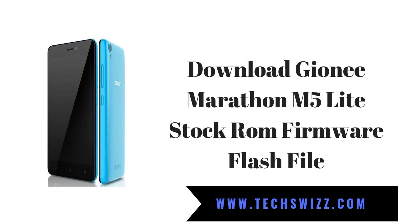 Download Gionee P5W Stock Rom Firmware Flash File ~ Techswizz