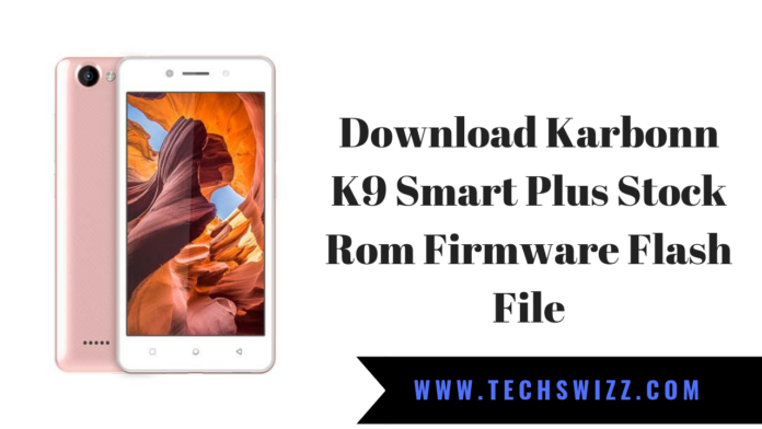 Download Itel A40 Stock Rom Firmware Flash File