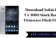 Download Nokia 6 TA-1003 Stock Rom Firmware Flash File