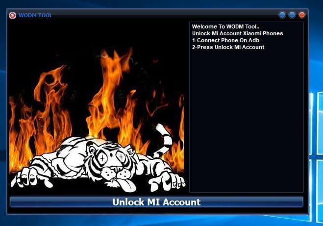 WODM Tool unlock Bypass Mi account on Xiaomi Phone ~ Techswizz