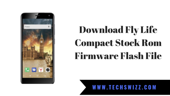 Download Fly Life Compact Stock Rom Firmware Flash File