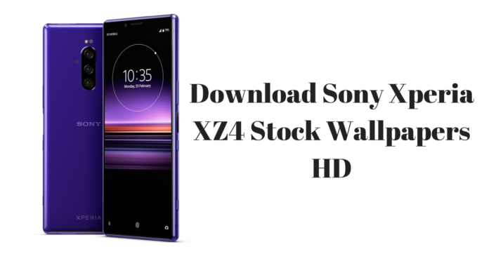 Download Sony Xperia XZ4 Stock Wallpapers HD