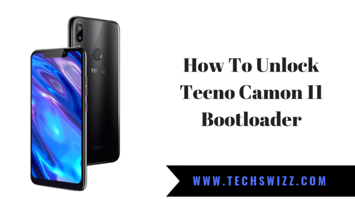 How To Unlock Tecno Camon 11 Bootloader