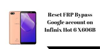 infinix hot 6 frp file Archives ~ Techswizz