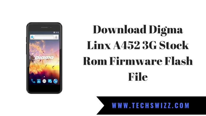 Download Digma Linx A452 3G Stock Rom Firmware Flash File