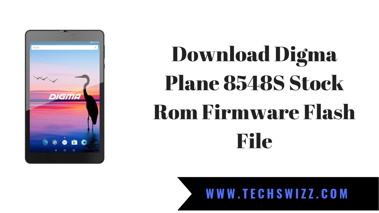 Download Digma Plane 8548S Stock Rom Firmware Flash File