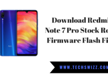 Download Gionee A1 Lite Stock Rom Firmware Flash File