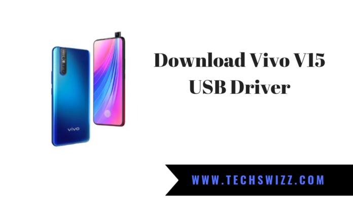 Download Vivo V15 USB Driver