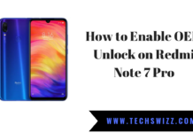 How to Enable OEM Unlock on Redmi Note 7 Pro