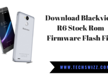 Download Blackview R6 Stock Rom Firmware Flash File