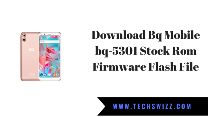 Download Bq Mobile bq-5301 Stock Rom Firmware Flash File 1