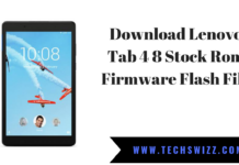 Download Lenovo Tab 4 8 Rom Firmware Flash File