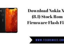 Download Nokia X7 (8.1) Stock Rom Firmware Flash File