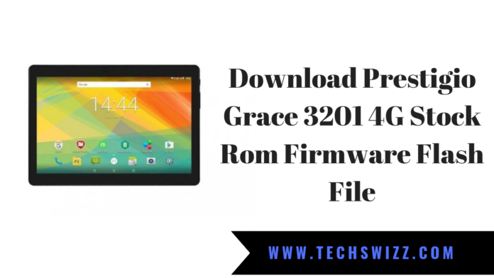 Download Prestigio Grace 3201 4G Stock Rom Firmware Flash File