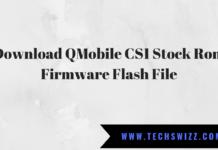Download QMobile CS1 Stock Rom Firmware Flash File