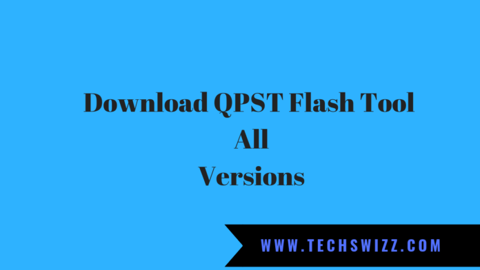 Download QPST Flash Tool All versions