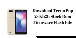 Download Infinix Hot 6 X606C Stock Rom Firmware Flash File ~ Techswizz