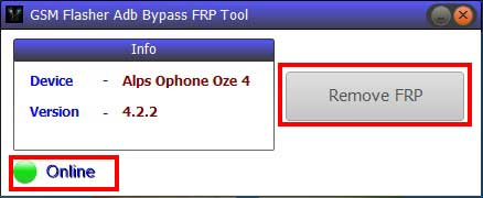 Download GSM Flasher ADB FRP Bypass Tool ~ Techswizz