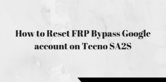 How to Reset FRP Bypass Google account on Lenovo A5 ~ Techswizz