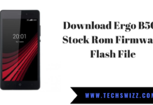 Download Ergo B502 Stock Rom Firmware Flash File