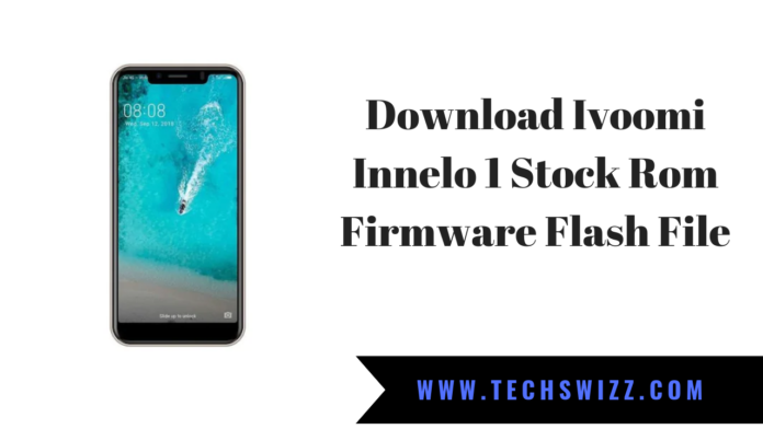 Download Ivoomi Innelo 1 Stock Rom Firmware Flash File