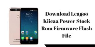 Download Tecno Camon 11 CF7k Stock Rom Firmware Flash File