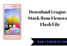 Download Lenovo Tab 4 8 TB-8504L Stock Rom Firmware Flash