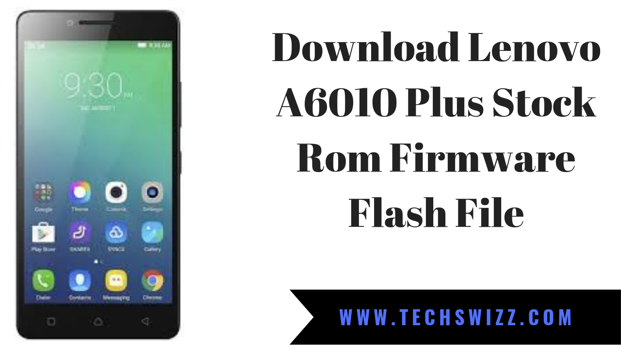 Lenovo Flash File