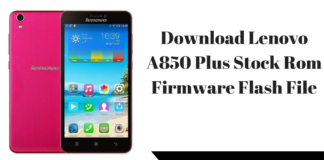 Download Lenovo A368T Stock Rom Firmware Flash File ~ Techswizz