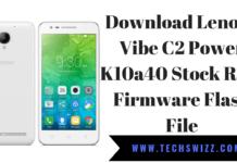 Download Tecno Camon 11 Pro CF8 Stock Rom Firmware Flash File
