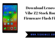 Download Lenovo Vibe Z2 Stock Rom Firmware Flash File