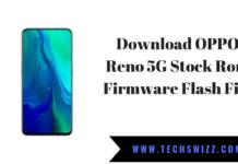 Download OPPO Reno 5G Stock Rom Firmware Flash File