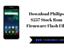 Download Philips S257 Stock Rom Firmware Flash File