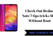 Check Out Redmi Note 7 tips tricks Mod Without Root