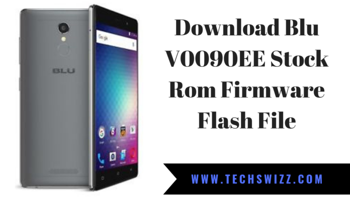 Download Blu V0090EE Stock Rom Firmware Flash File