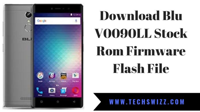 Download Blu V0090LL Stock Rom Firmware Flash File