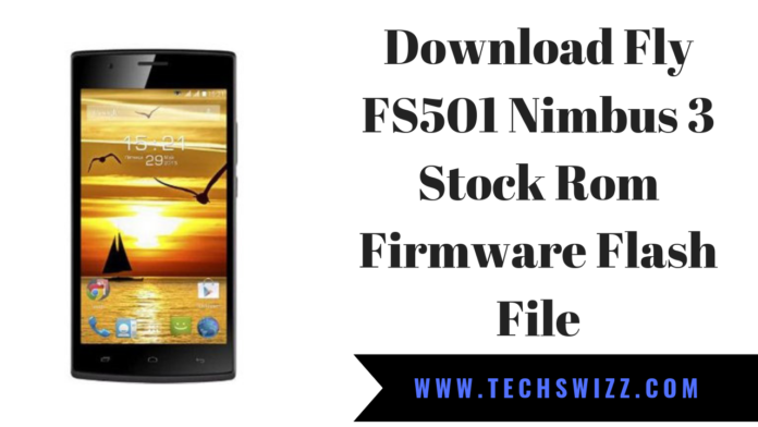 Download Fly FS501 Nimbus 3 Stock Rom Firmware Flash File (1)