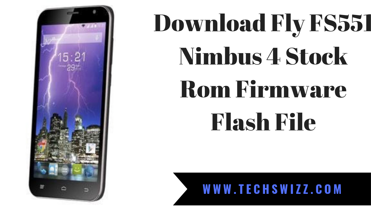 Download Fly FS452 Nimbus 2 Stock Rom Firmware Flash File