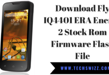 Download Fly IQ4401 ERA Energy 2 Stock Rom Firmware Flash File