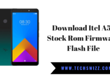 Download Itel A55 Stock Rom Firmware Flash File