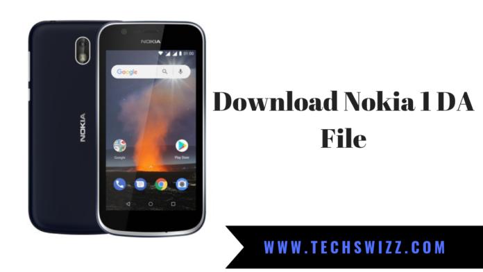 Download Nokia 1 DA File