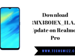 Download RMX1801EX_11.A.21 Update on Realme 2 Pro