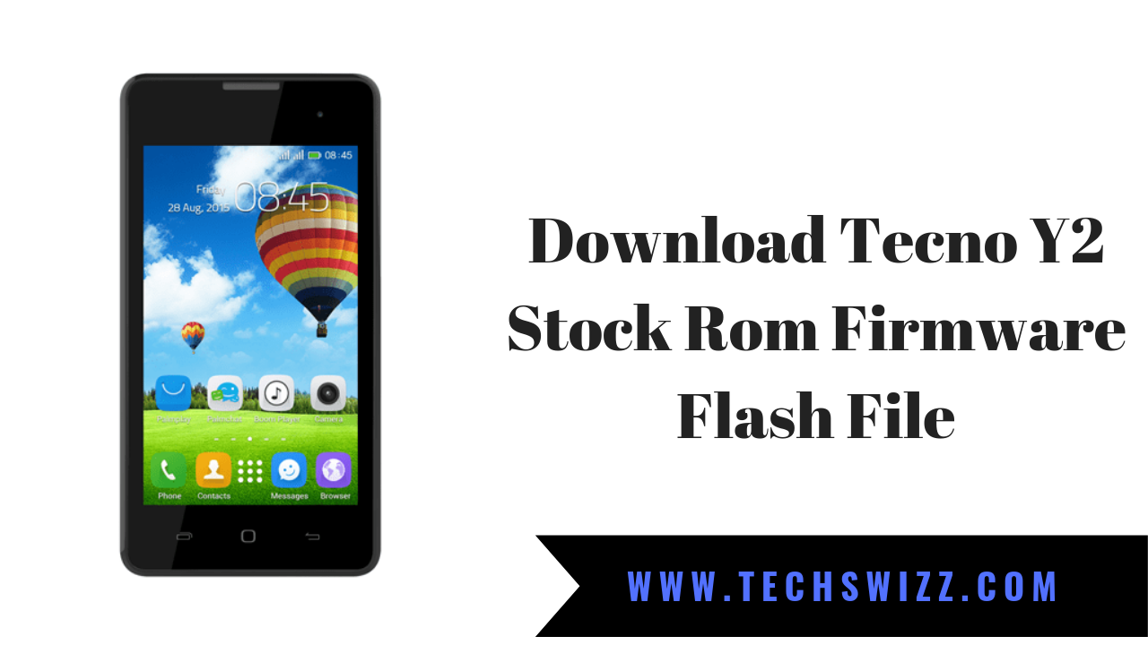 Download Tecno Y2 Stock Rom Firmware Flash File ~ Techswizz