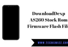 Download Dexp AS260 Stock Rom Firmware Flash File